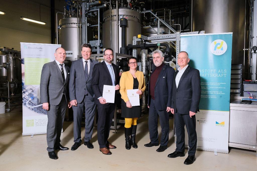 Wasserstoff: Deutschlands erster Teststand für Elektrolyseure entsteht