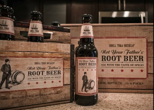Small Town Not Your Father's Root Beer