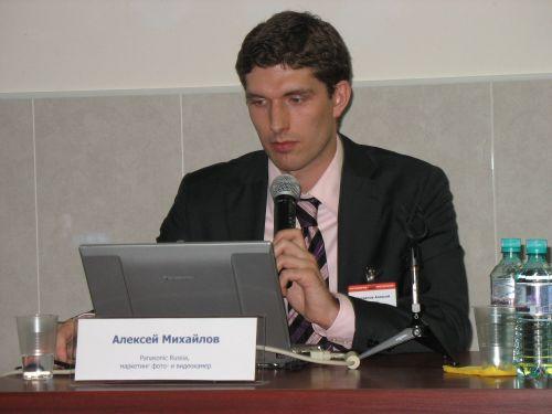Пресс-конференция Panasonic
