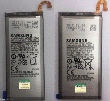 Фаблет Samsung Galaxy Note 9 превзойдёт предшественника по ёмкости батареи