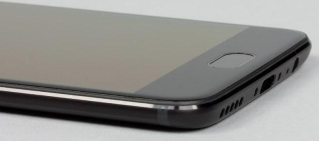 сканер отпечатков пальцев OnePlus 5