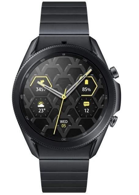 633 за умные часы? Объявлена стоимость Galaxy Watch 3 ...