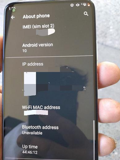 Флагман Xiaomi Mi 10T Pro на первых живых фото