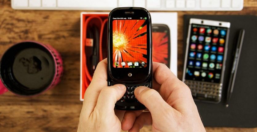 Смартфон Palm Peptio получит крохотный экран, аккумулятор ёмкостью 800 мА·ч и... 3 ГБ ОЗУ