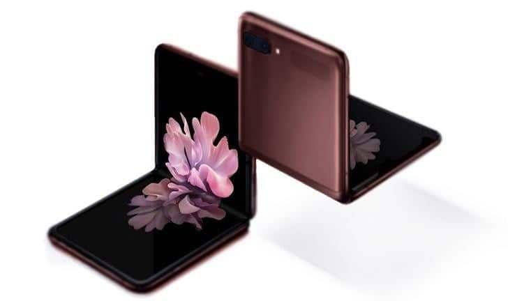 Samsung Galaxy Z Flip 5G на первых качественных изображениях