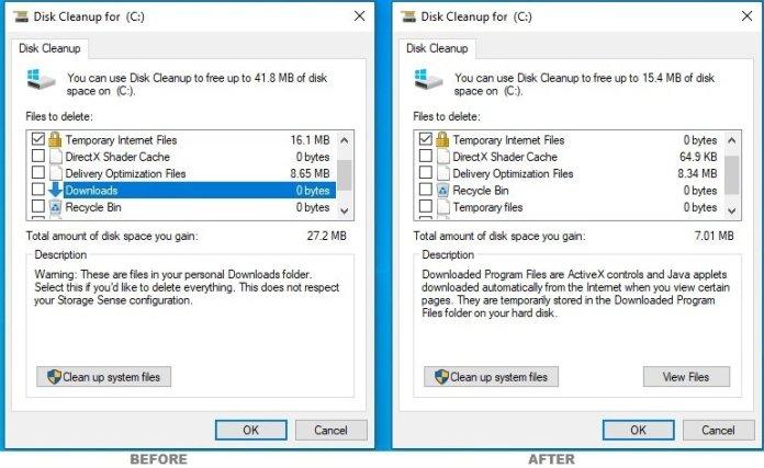 Microsoft изменила Windows 10 по просьбам пользователей. Случайно удалить важные файлы стало труднее