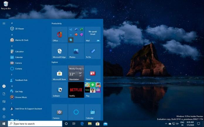Новое меню «Пуск» Windows 10 в подробностях. Интерфейс стал проще, аккуратнее и универсальнее