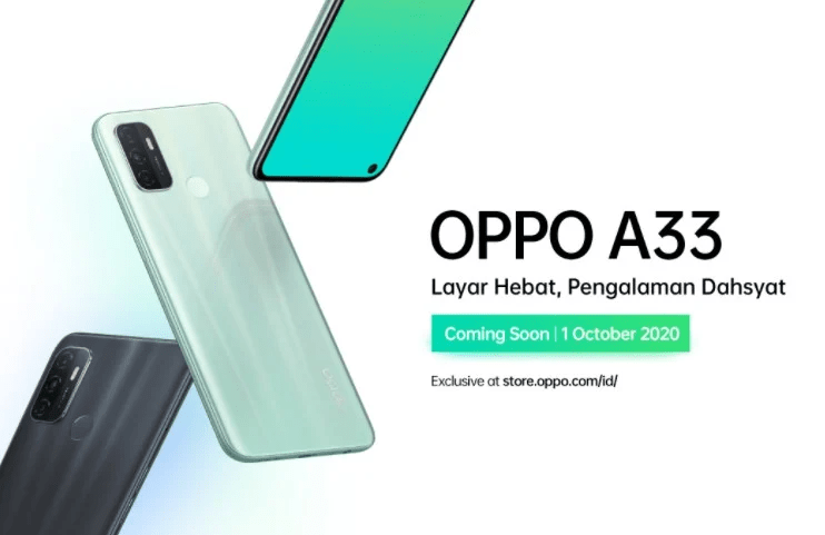 90 Гц за 150 долларов. Представлен смартфон Oppo A33