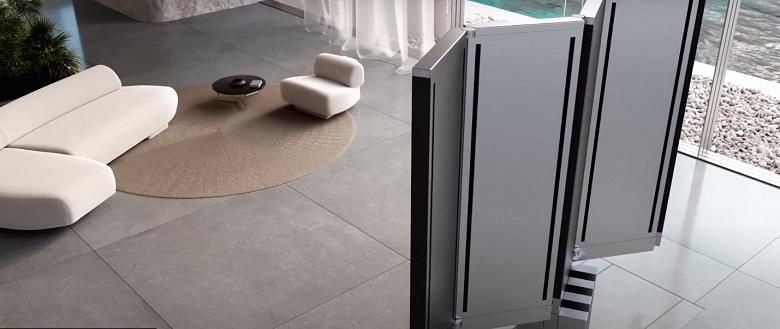 Таких телевизоров вы точно не видели: 165-дюймовый гигант монтируется... под полом