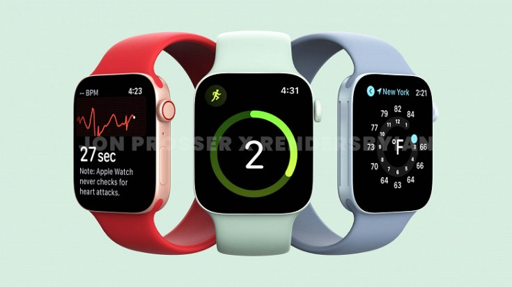Prioritized correctly: Apple Watch Series 7 will last significantly longer than its predecessors