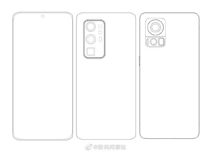 This is how Xiaomi Mi 11T and Xiaomi Mi 11T Pro may look: the first images of smartphones appeared
