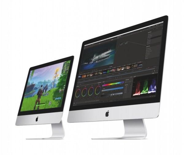 Компьютеры Apple iMac обновлены впервые за почти два года ...