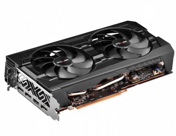 Видеокарта Sapphire Radeon RX 5700 XT Pulse BE немного ...