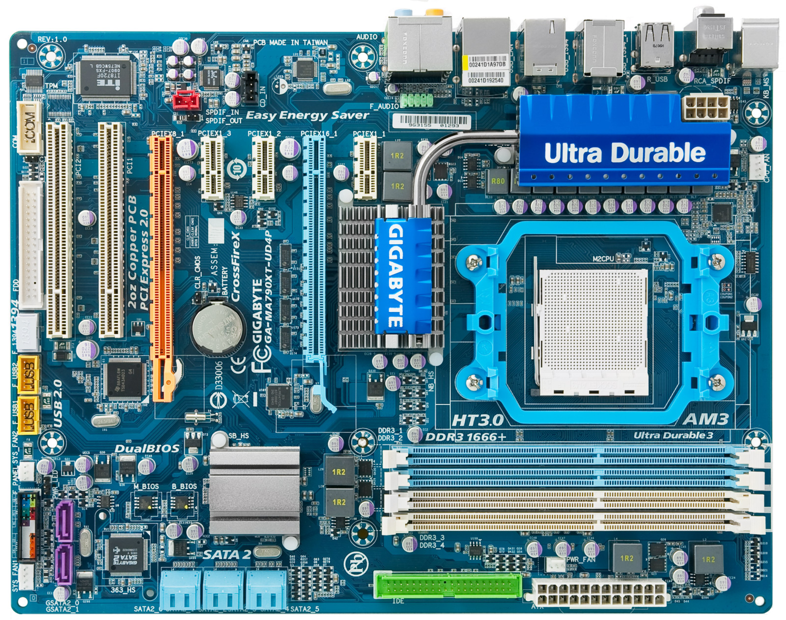 Motherboard And Hardware Labelling