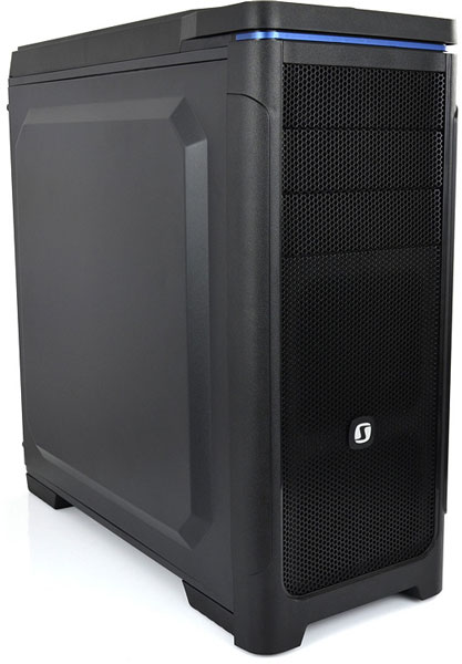 Корпус для ПК SilentiumPC Brutus M25 Pure Black стоит $42