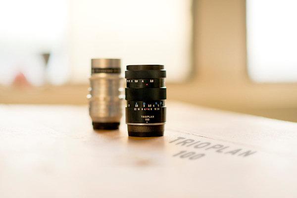 Первые участники кампании могут получить объектив Meyer Optik Trioplan f2.8/100 за $600