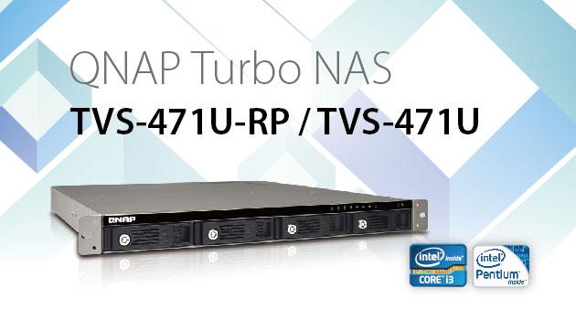 Поставки хранилищ QNAP TVS-471U Turbo vNAS уже начались