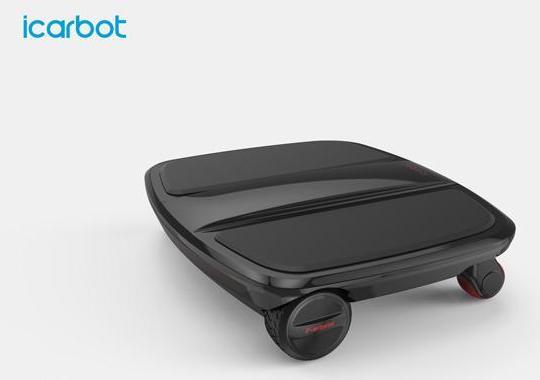 F-Wheel iCarbot — еще один «ховерборд с колесами»