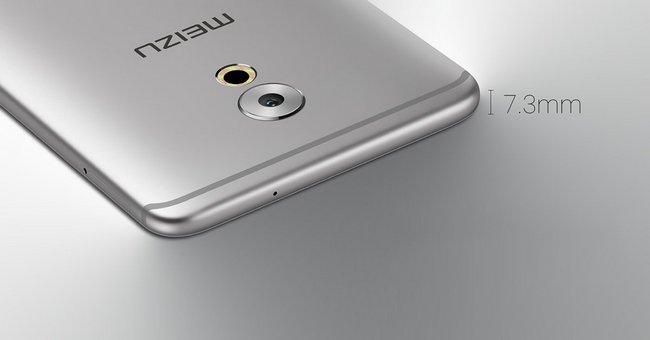 Смартфон Meizu Pro 6 Plus получил дисплей с технологиями Always On Display и 3D Touch, а также камеру, которая была создана вместе с инженерами Samsung