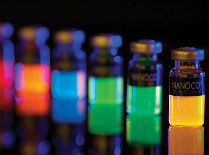 Патенты Kodak в области QLED достались компании Nanoco