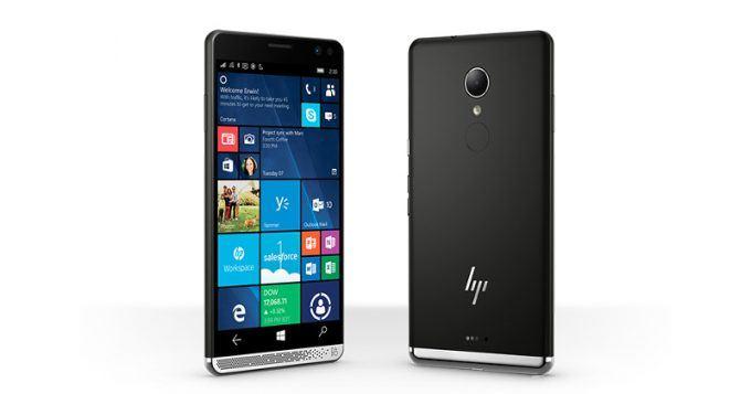 Новый бюджетный смартфон HP с ОС Windows 10 Mobile будет поддерживать аксессуары для Elite x3