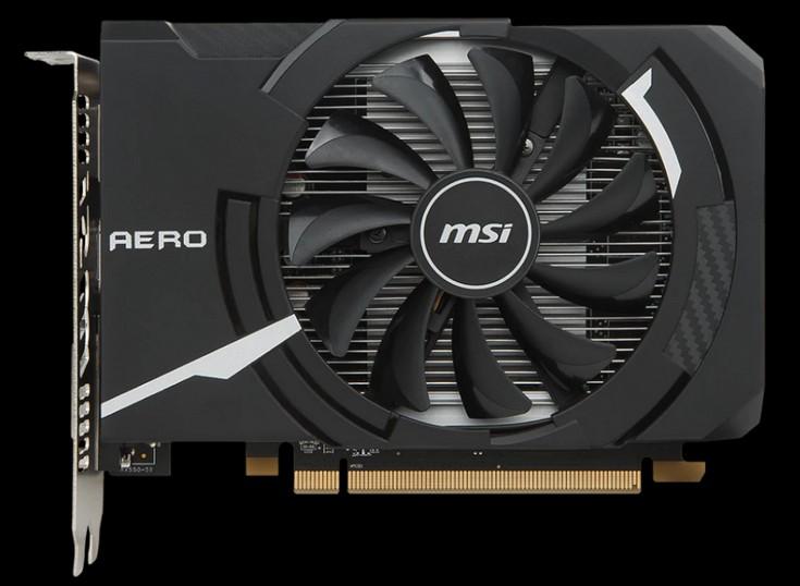 MSI представила две карты Radeon RX 550