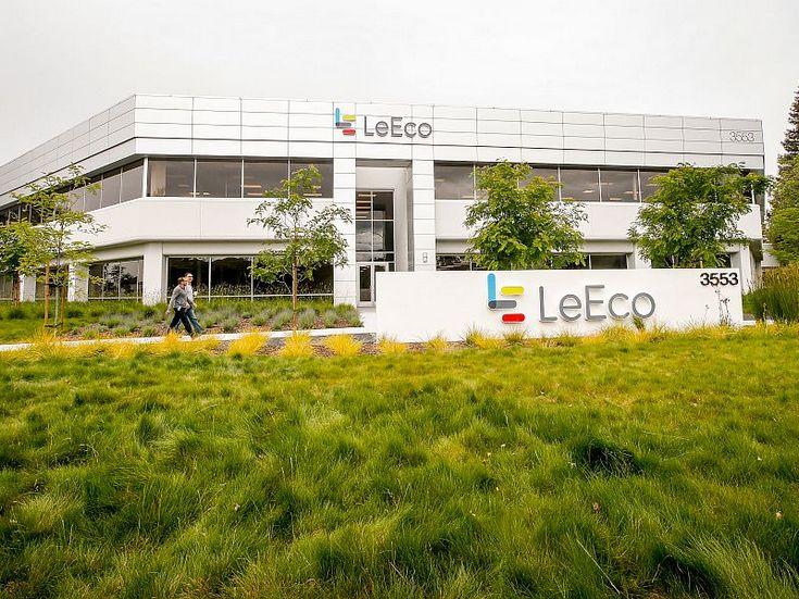 LeEco продаст недвижимость в Пекине примерно на 500 млн долларов