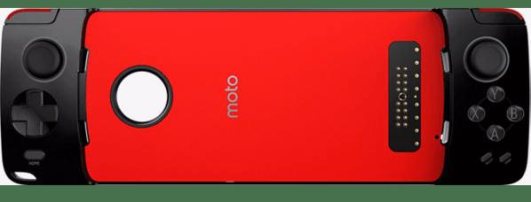 Модуль Gamepad Moto Mod оценивается в 80 долларов