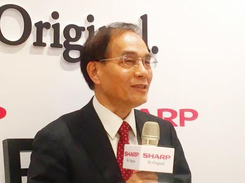 Sharp хочет заключить стратегический союз с JDI, но при одном условии