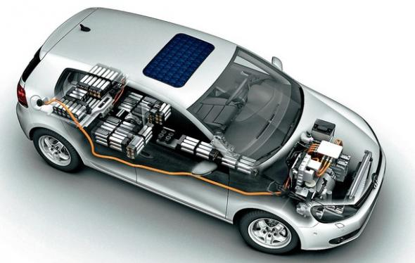 Японские ученые обещают повысить емкость АКБ для электромобилей вдвое к 2020 году