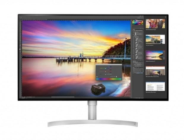 LG представила новые мониторы с экранами Nano IPS и поддержкой разрешения 5К