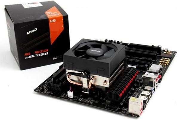 AMD выпустила Athlon X4 940, Athlon X4 970 и A6-9550