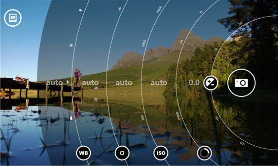 Смартфоны Nokia должны получить улучшенный пользовательский интерфейс камеры