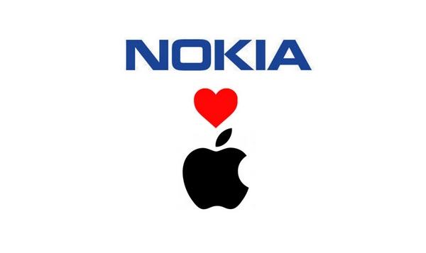 Apple заплатила Nokia немалую сумму за патенты