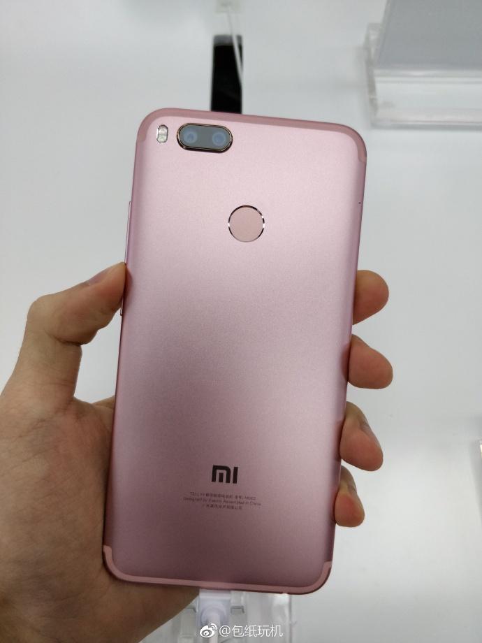 Представлен смартфон Xiaomi Mi 5X стоимостью $220 с такой же камерой, как у Xiaomi Mi 6