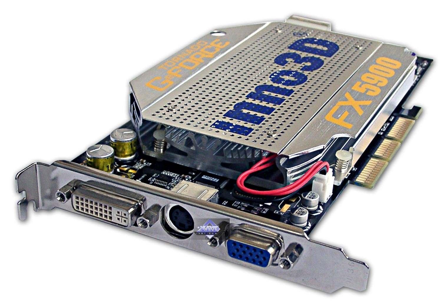 Inno3d Tornado Geforce Fx 128mb