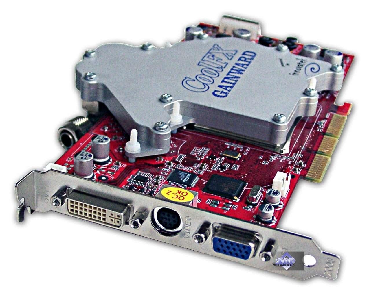 Gainward Powepack Fx Ultra Gs Coolfx Nvidia Geforce