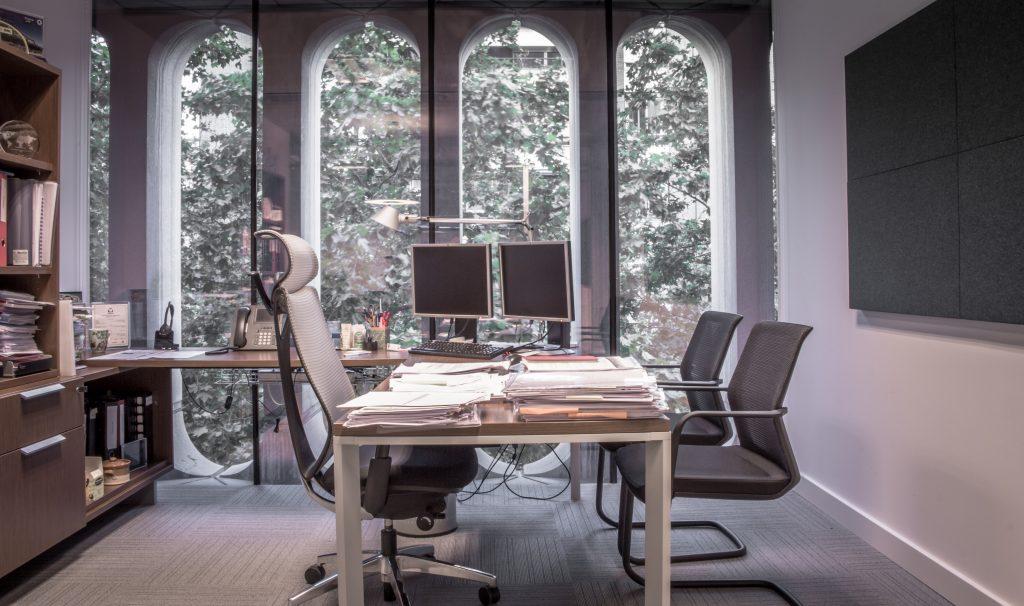 Obra oficinas Citi Group