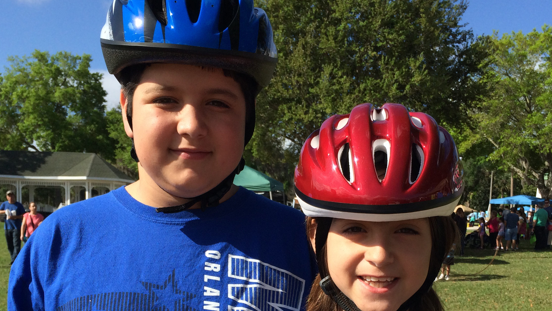 Best Foot Forward Spreads Importance Of Ped, Bike Safety At Ocoee Spring Fling