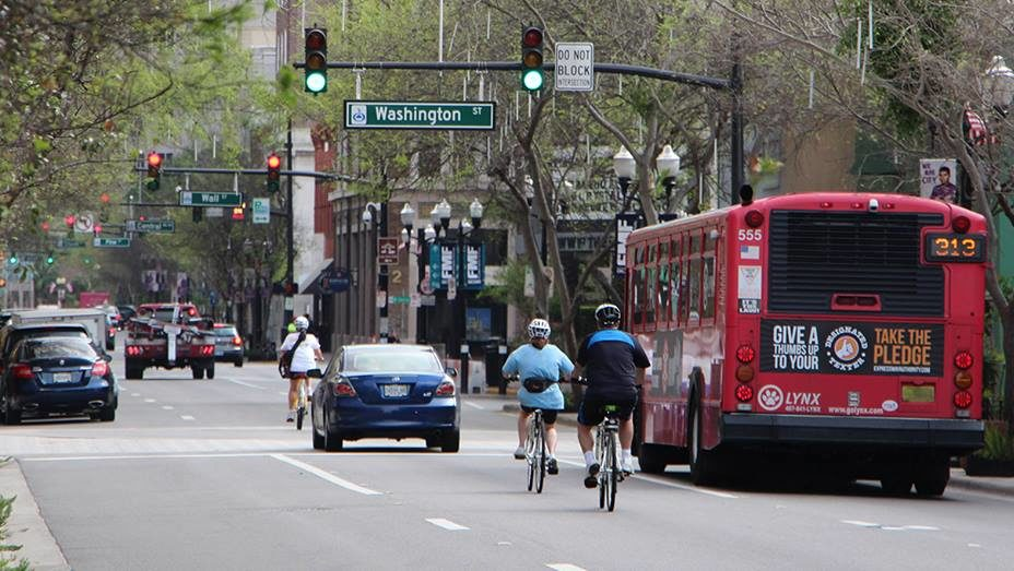 Mark Your Calendars For What's Up Downtown: Transportation Update