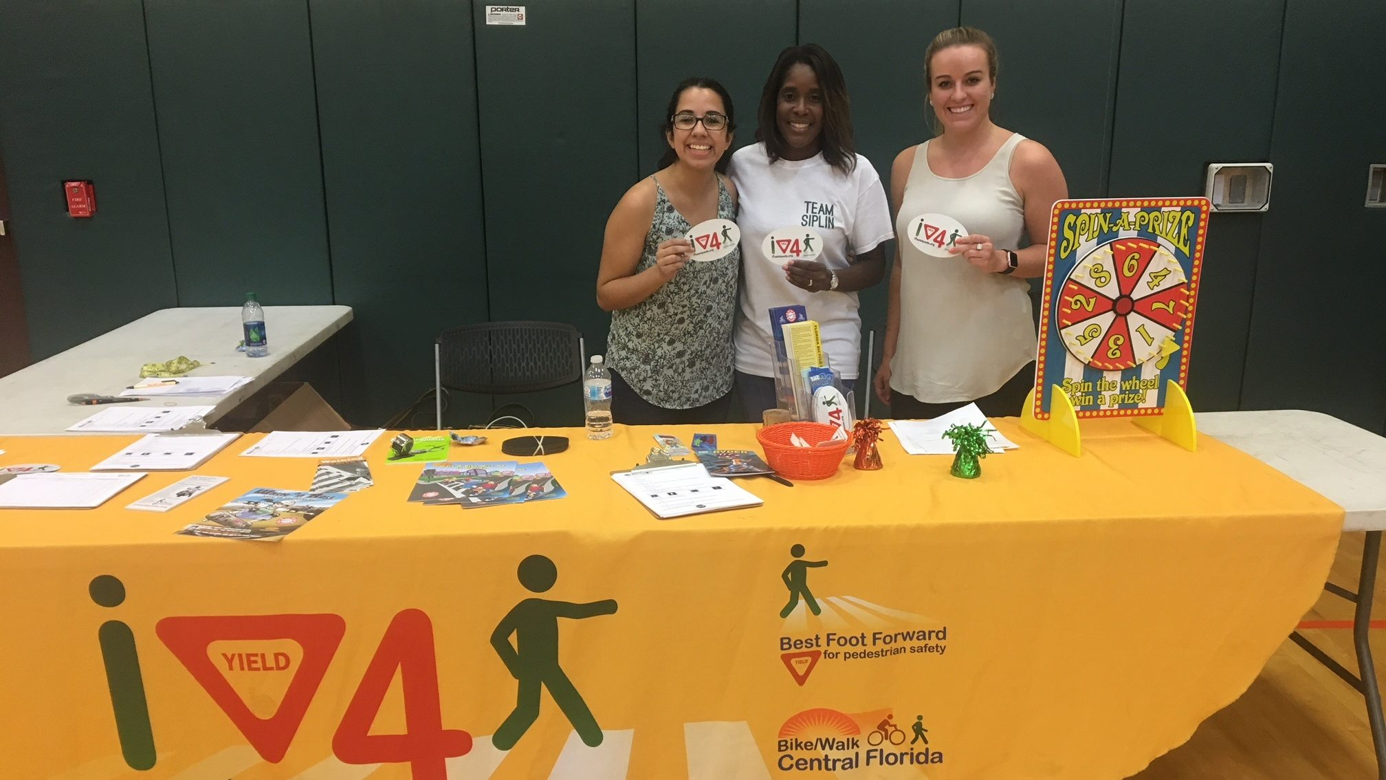 BFF Joins Commissioner Siplin For Her Annual Family Wellness Affair