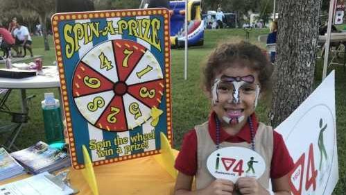 BFF Supports Heads To The Oaks In Kissimmee For National Night Out