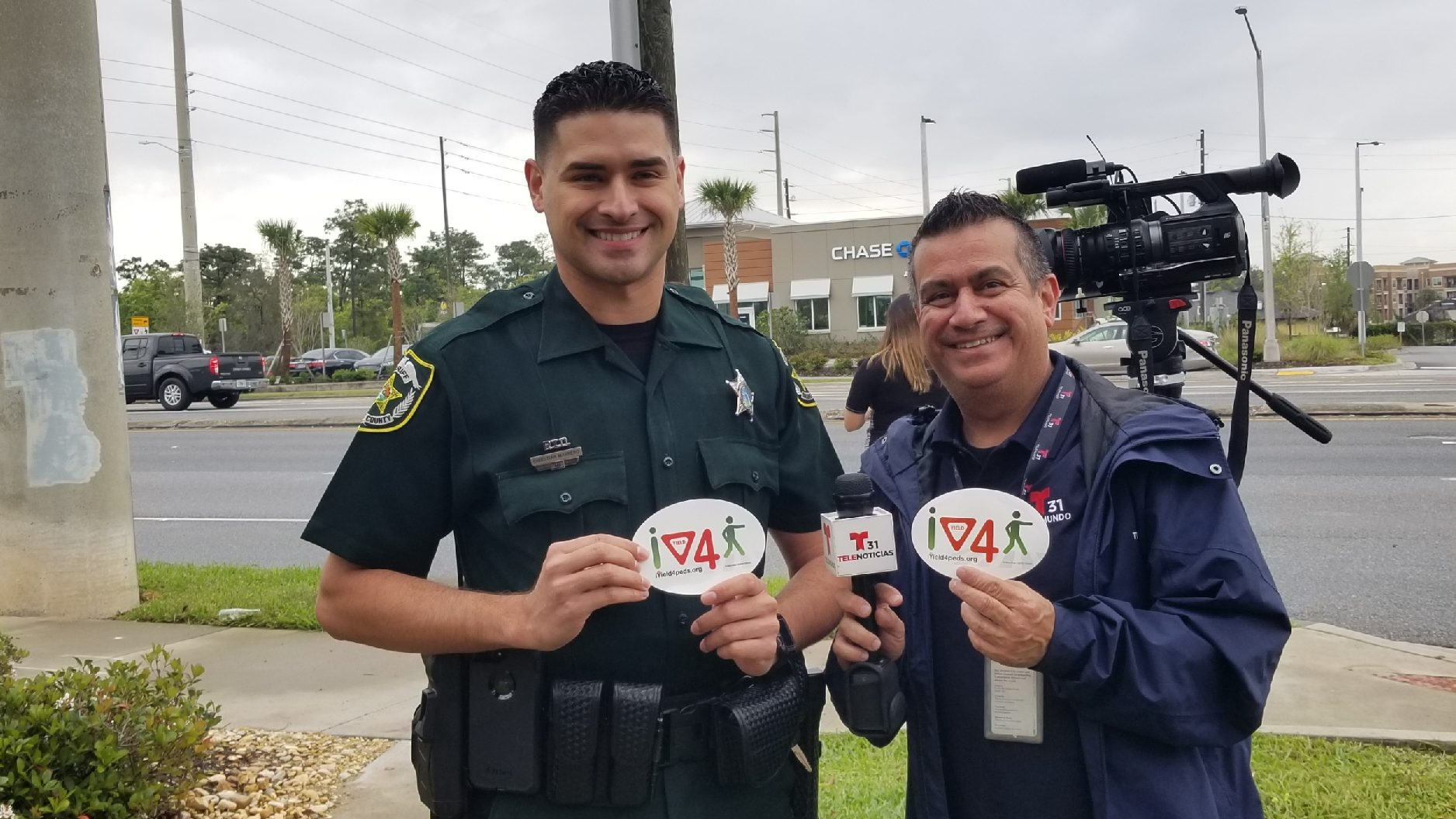 OCSO Promotes Operation BFF, Pedestrian Safety With New PSA