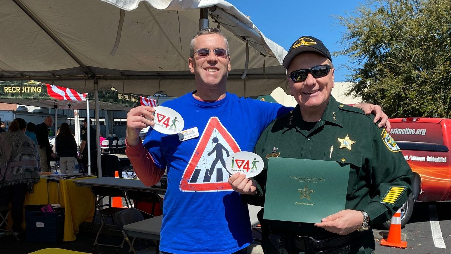 Osceola County Sheriff's Office Hosts Annual Appreciation Event