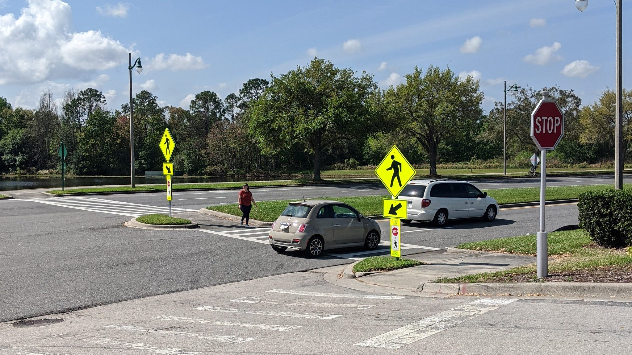 Smart Growth America Recognizes Edgewater Drive As Model For Complete Streets