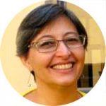 Professor de Yoga Flavia Venturoli Miranda