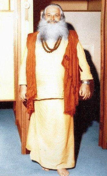 Swami Gitananda Ashram