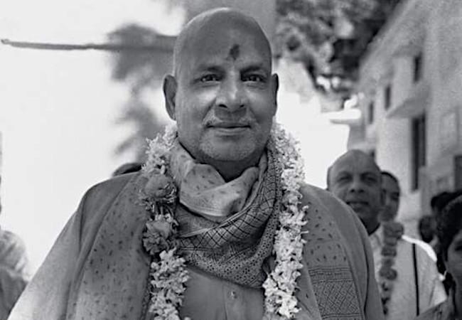 Ensina o mestre Sri Swami Sivananda