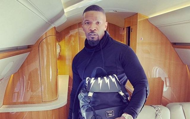 Jamie Foxx launches into Minneapolis to join protests