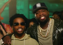 Pop Smoke, 50 Cent, and Roddy Ricch Drop 'The Woo' Video